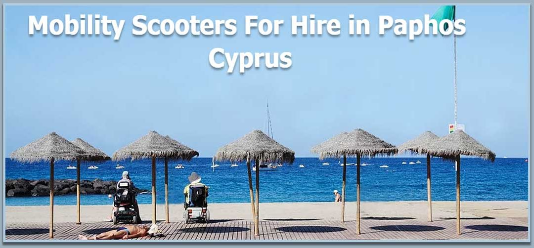 Cyprus mobility scooter hire advice